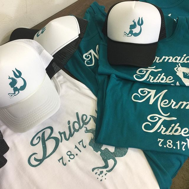 Hats and Shirts